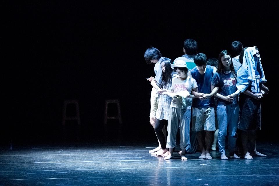 第十二屆台新藝術獎入選作品:李銘宸【李銘宸《Dear All》─2013新人新視野-戲劇篇Ⅱ】