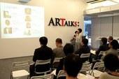 ARTalks,藝術與誰Talk?