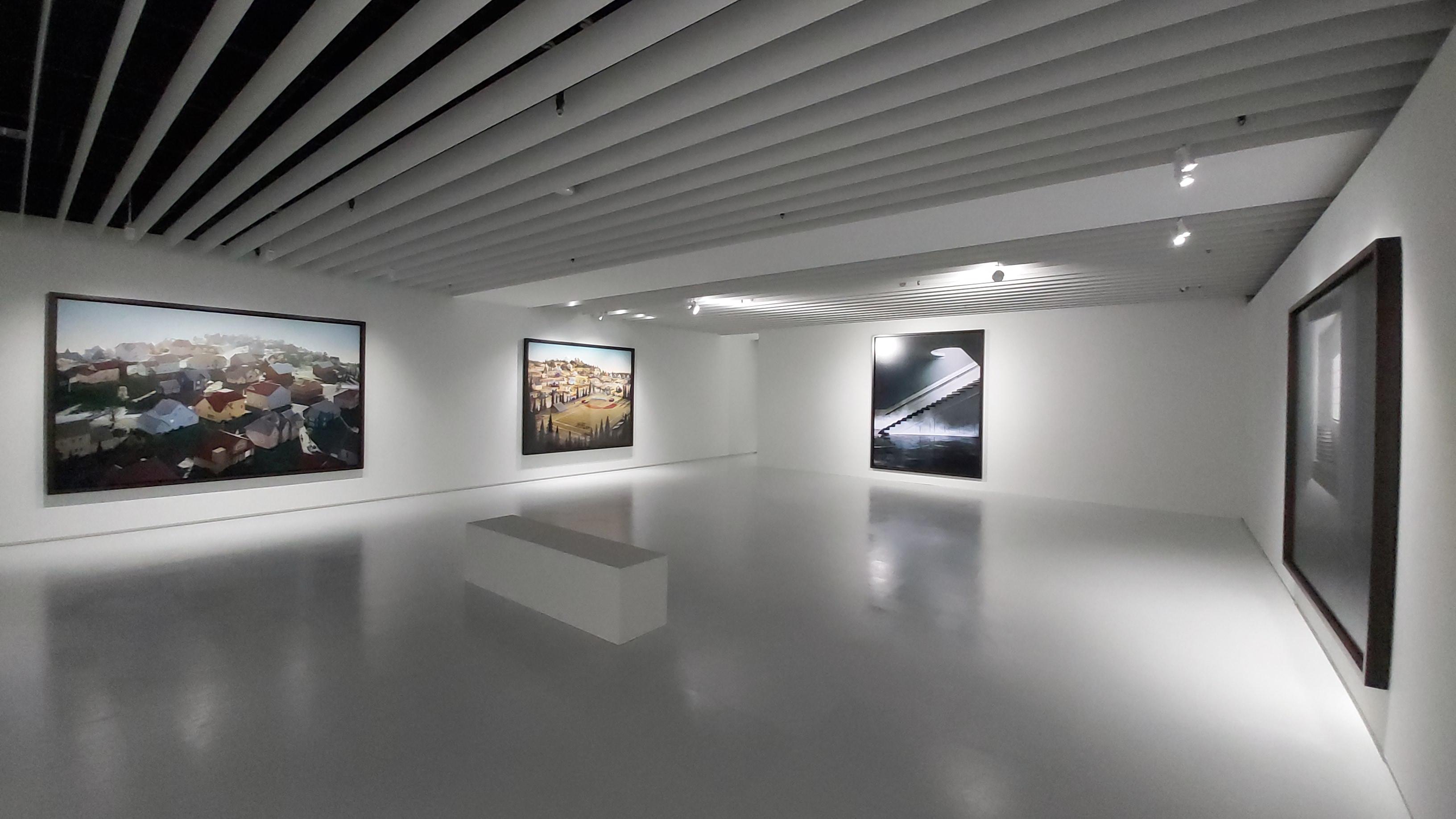 James Casbere的展廳