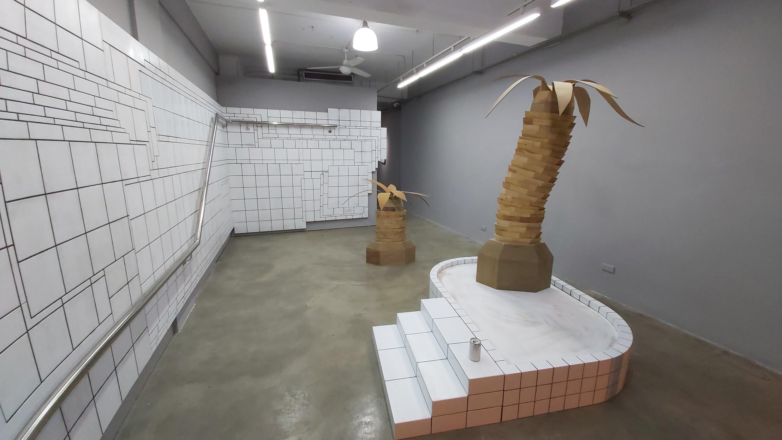 「數學.空罐」陳為榛個展