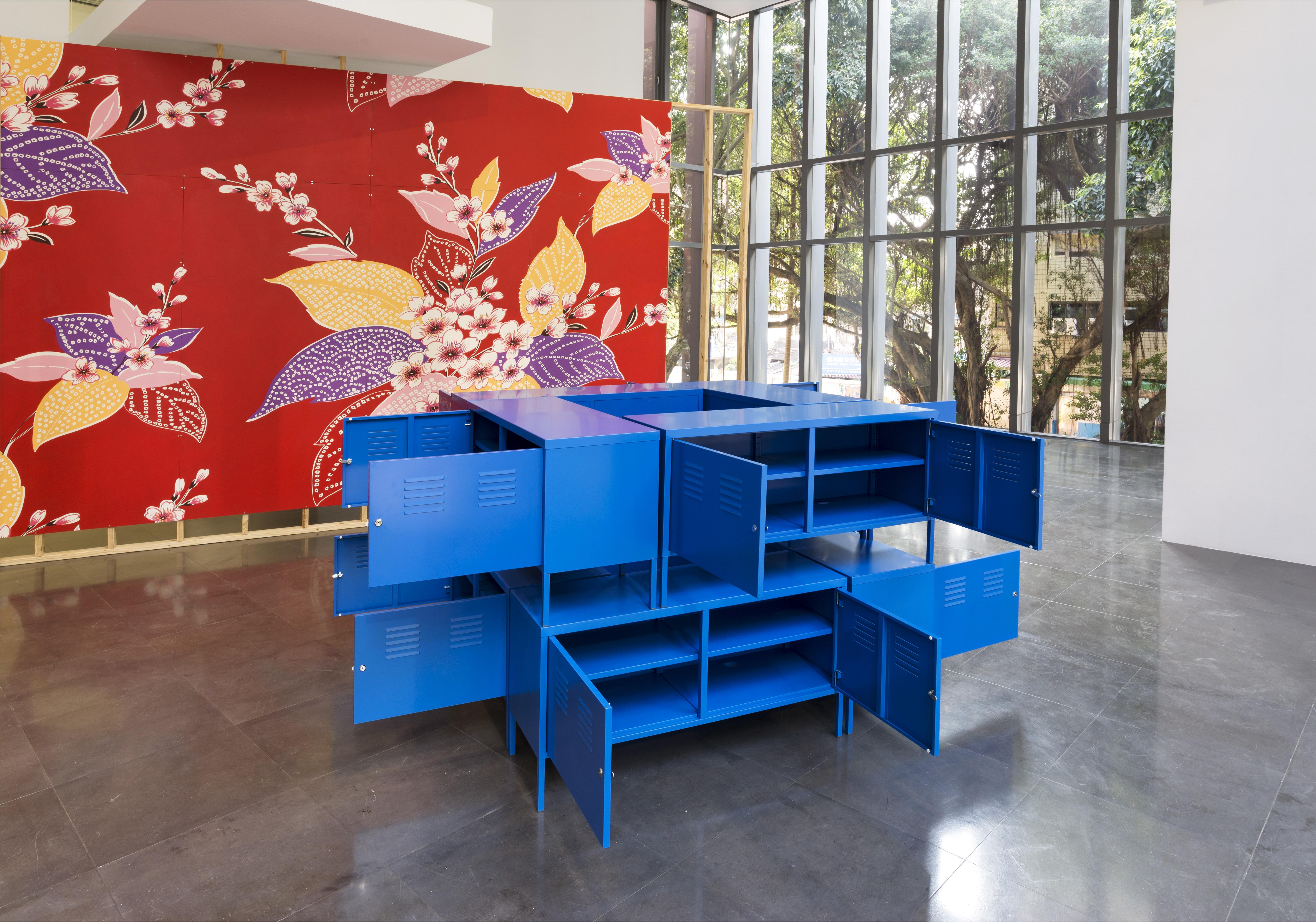 〈續林壽宇(IKEA PS)〉,2021,IKEA PSx8 圖片提供:MoNUTE北師美術館
