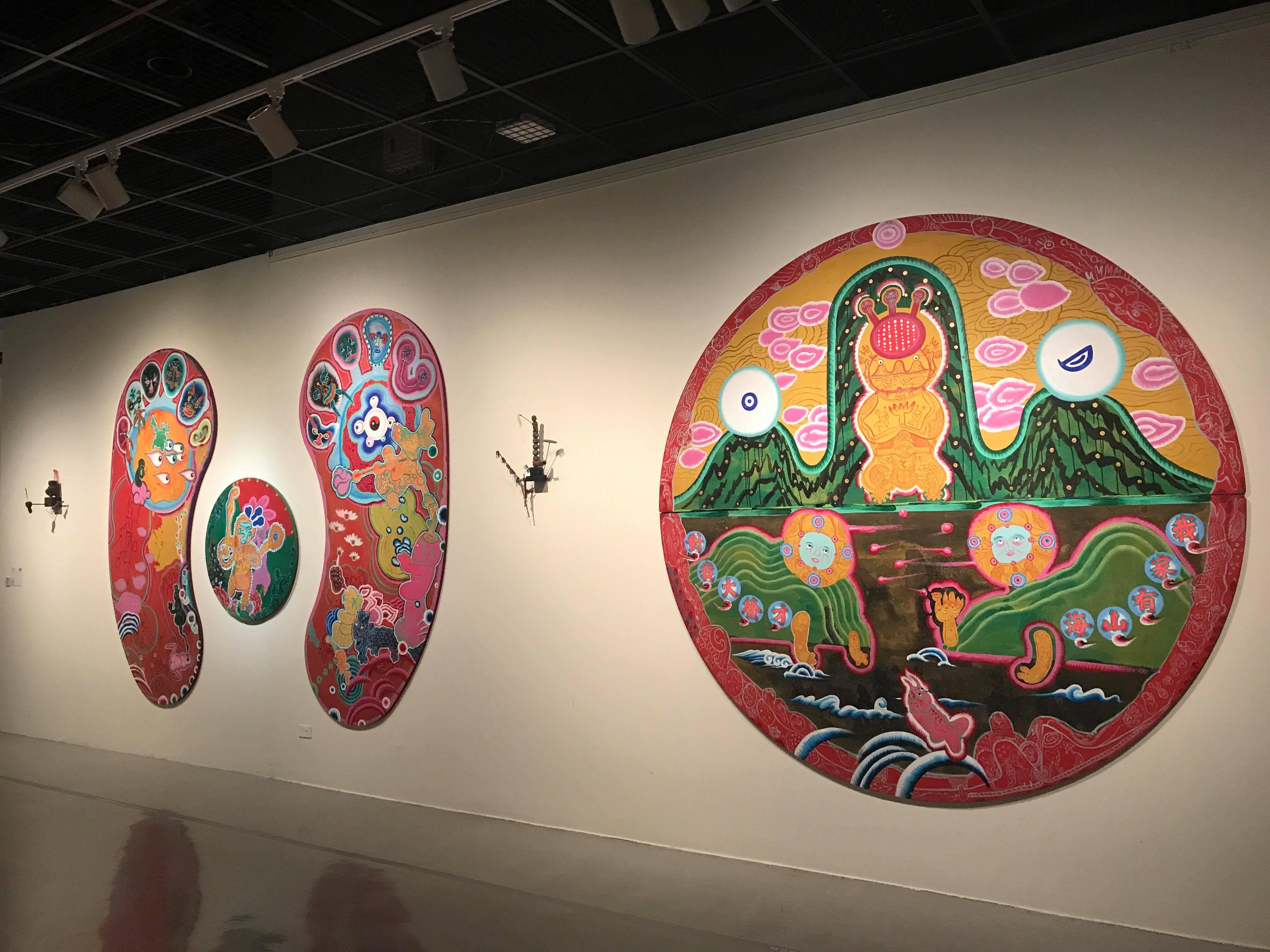 2018台灣美術雙年展:野根莖