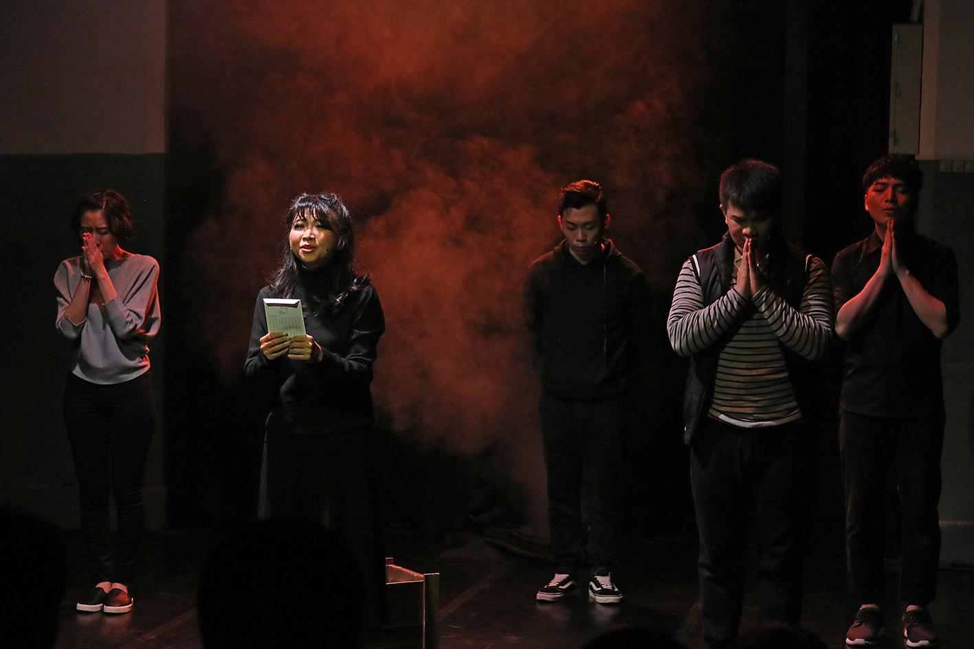 《茉娘》劇照   攝影  李軍  照片提供 A劇團