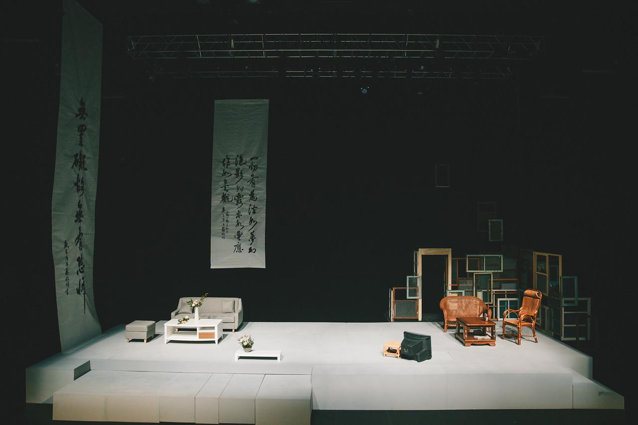 舞台模型      攝影|小川先生     照片提供|創劇團