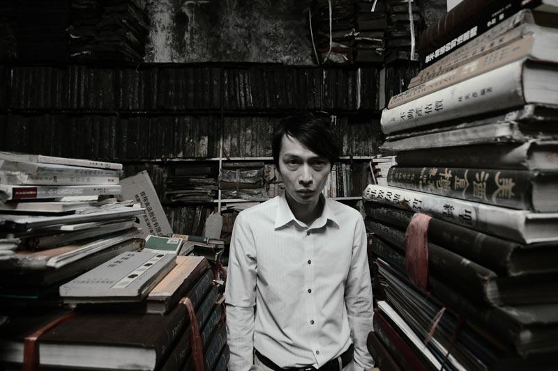 《台北詩人》宣傳照  攝影│劉人豪 圖版提供│動見体劇團