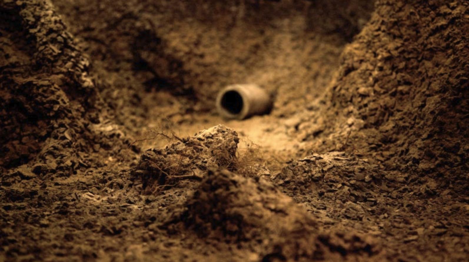 《延遲與凹洞》,圖片來源:台北市立美術館